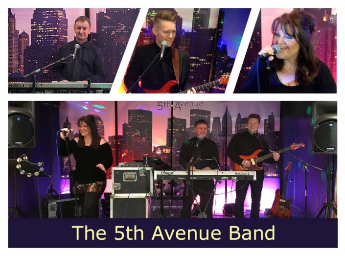Dave Woodbury Entertainments - 5th Avenue Band