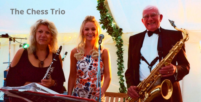 Dave Woodbury Entertainments - Chess Trio