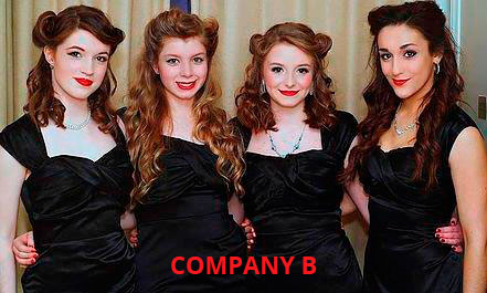 Dave Woodbury Entertainments - Company B 2