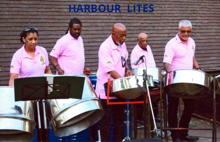 Dave Woodbury Entertainments - Harbour Lites West Indian Steel Band
