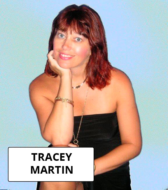 Dave Woodbury Entertainments - Tracey Martin